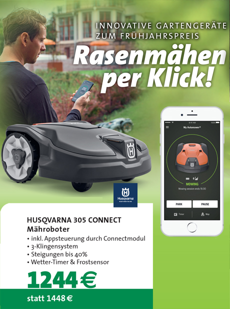 Husqvarna 305 Connect