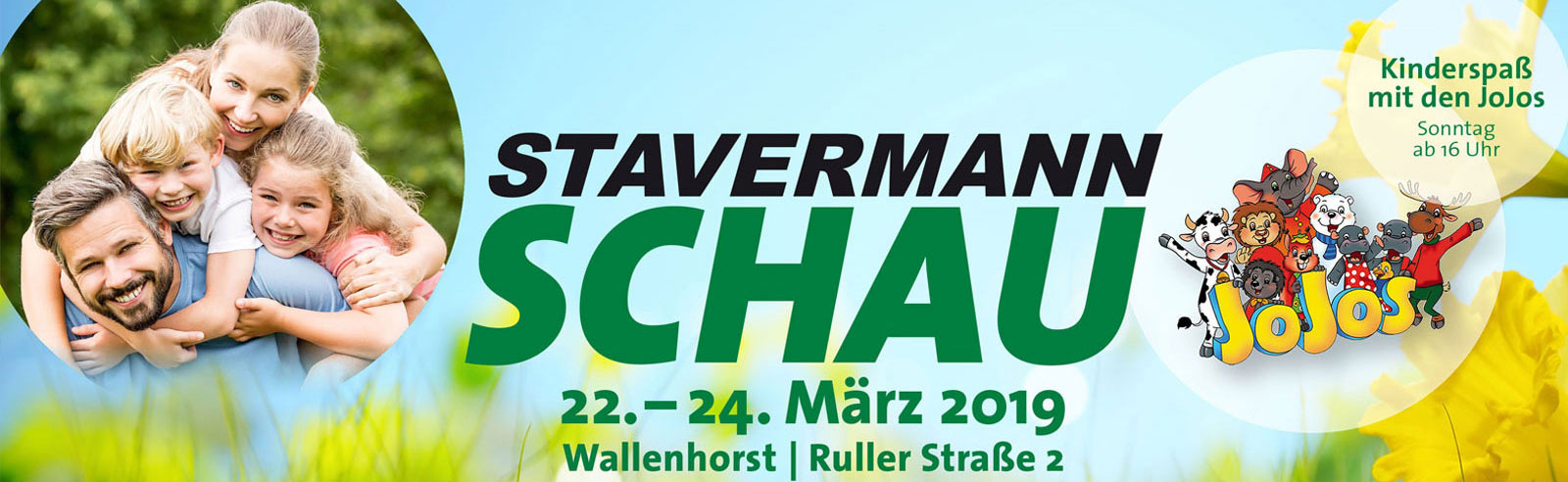 Stavermannschau 2019