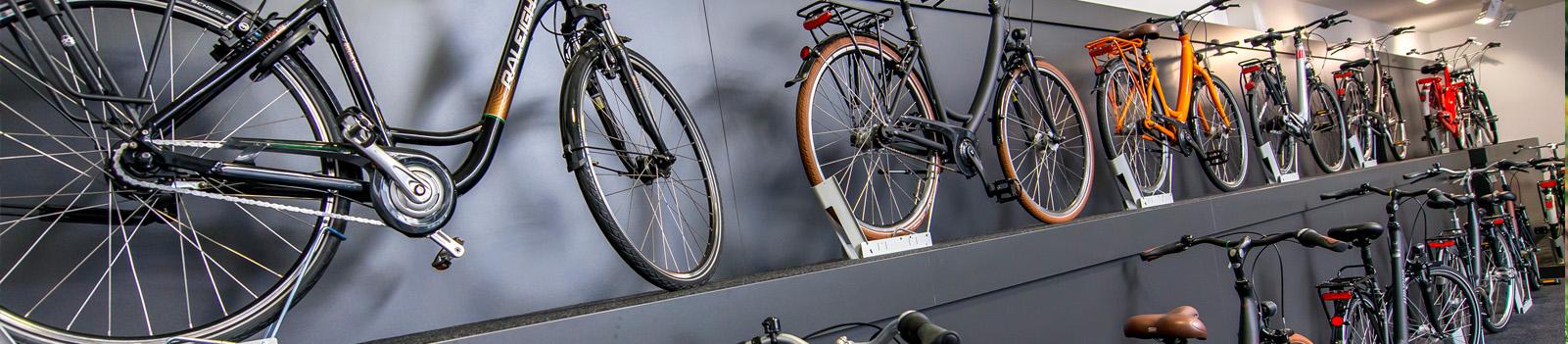 Fahrräder und Fahrradzubehör
