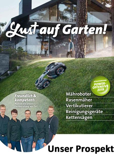 Stavermann Frühjahrs Prospekt 2019
